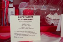 Your Mad Men party isn't complete without Don's Favorite Old-Fashioned